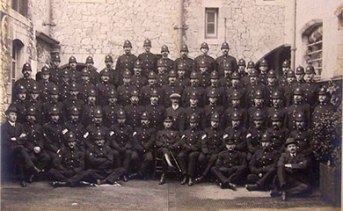 Police Officers involved in the First World War - a moving blog by volunteer Peter