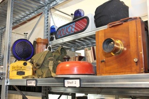 Historic Collections of Devon&Cornwall Police