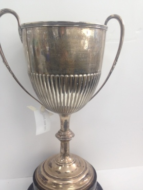 The Pring Challenge Cup, awarded from 1921 in a Tug-of-War competition
