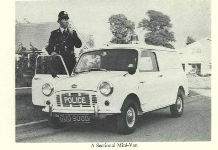 A Sectional Mini-Van (1967)