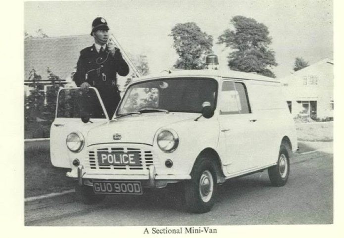 A Sectional Mini-Van (1967)